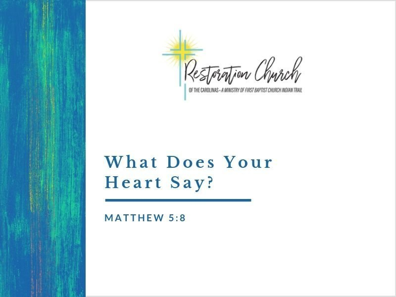 What Does Your Heart Say? Image