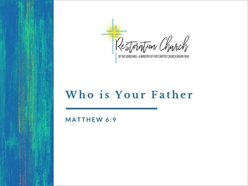 Who is Your Father Image