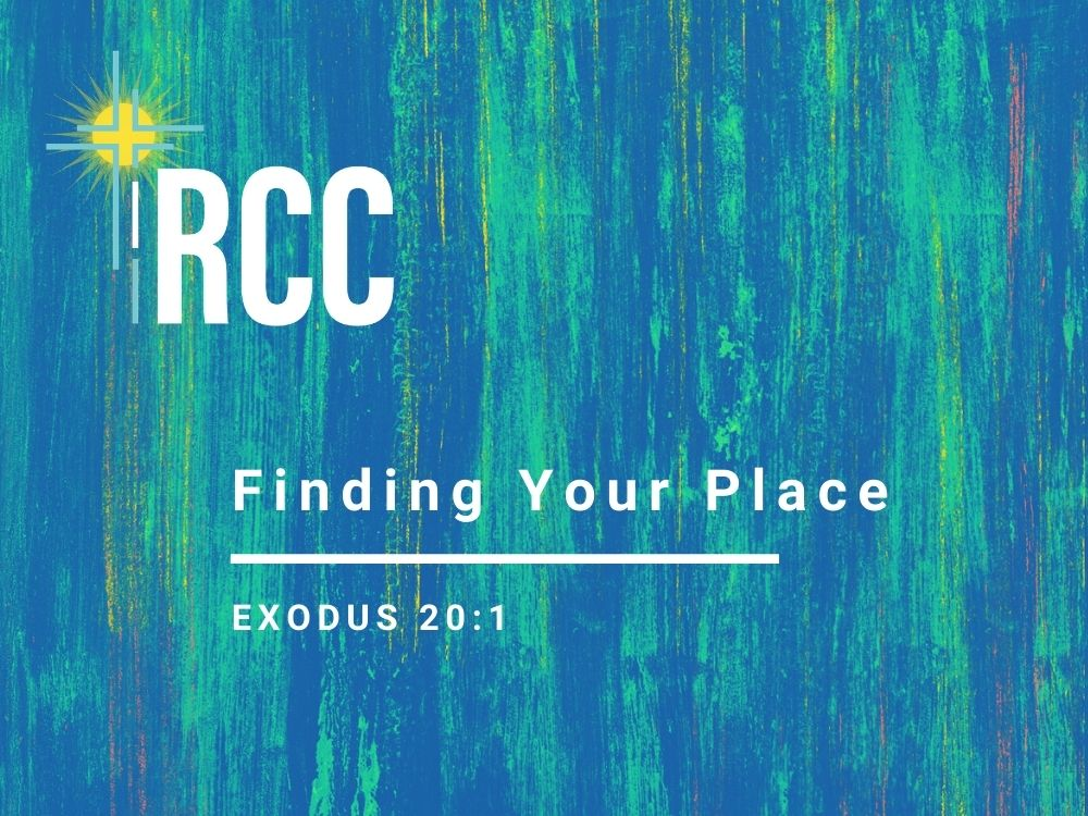 Finding Your Place Image
