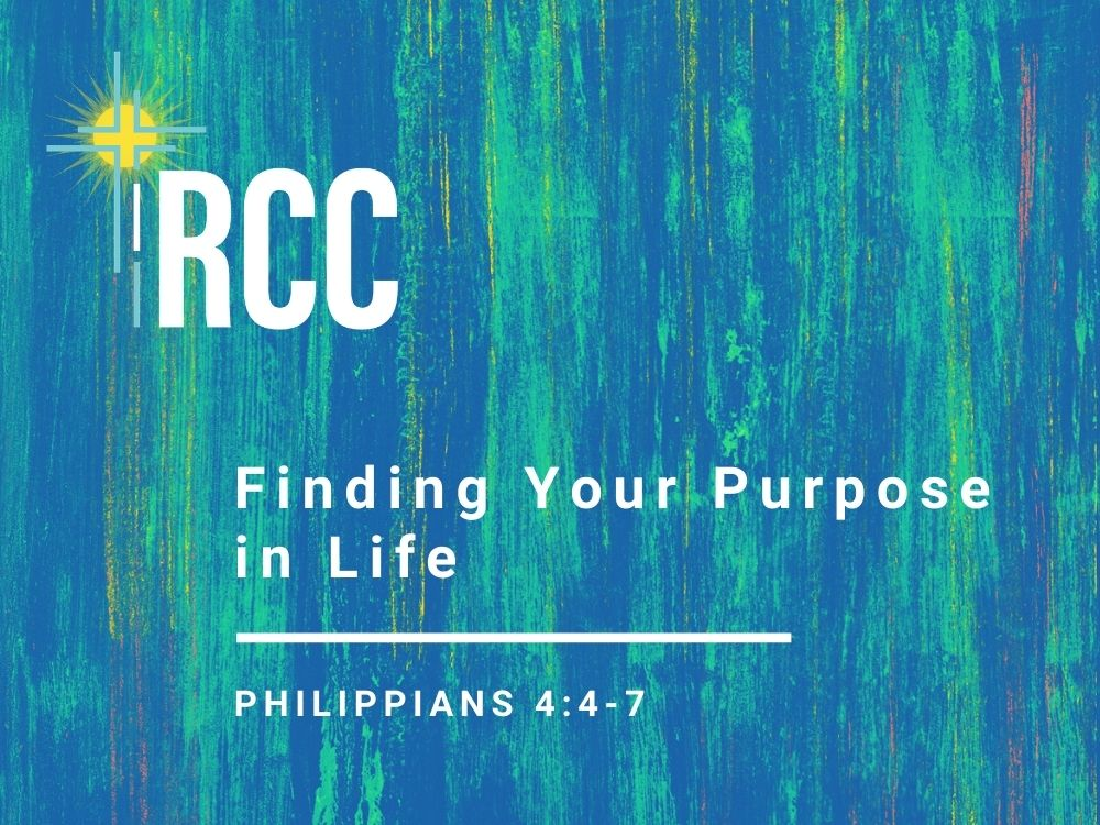 Finding Your Purpose in Life Image