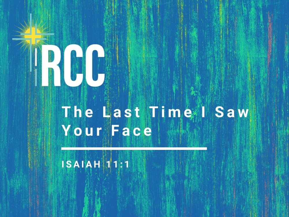 The Last Time I Saw Your Face Image