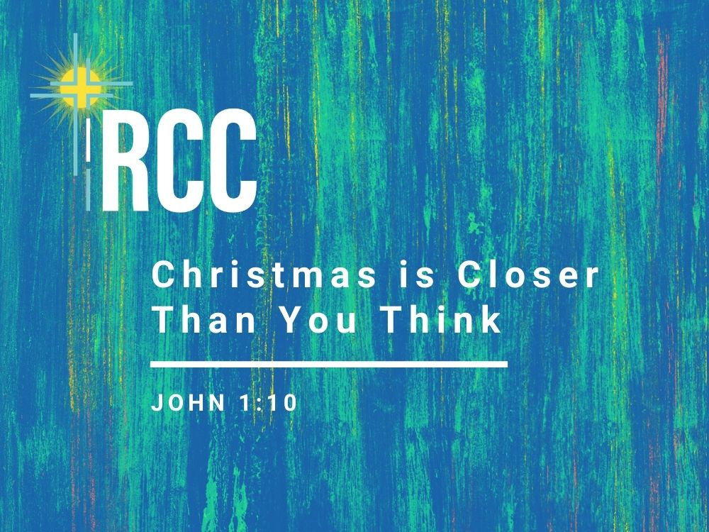 Christmas is Closer than you Think Image