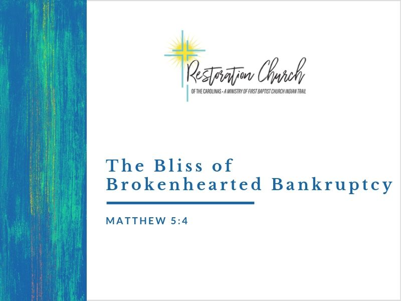 The Bliss of Brokenhearted Bankruptcy