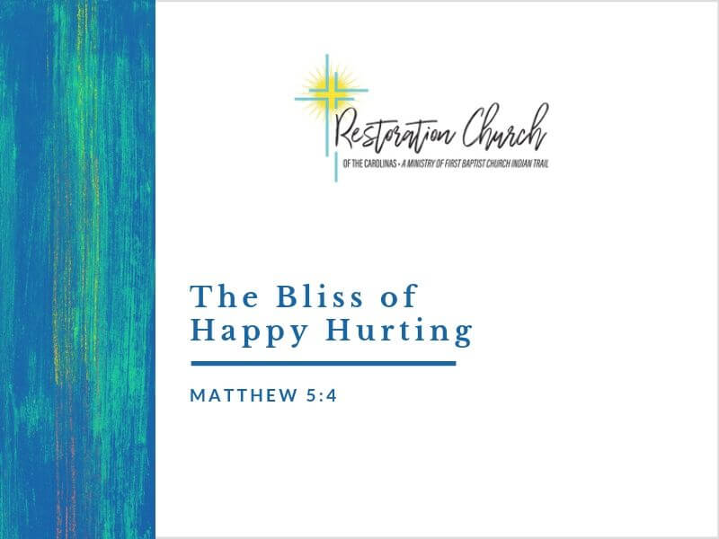 The Bliss of Happy Hurting Image