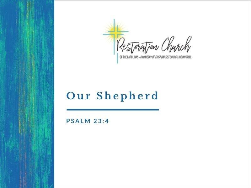 Our Shepherd Image