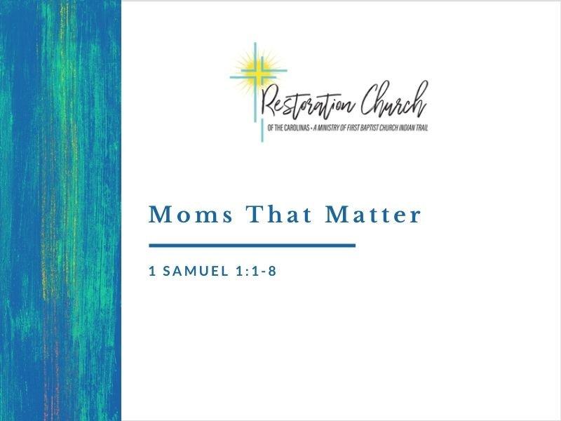 Moms That Matter Image