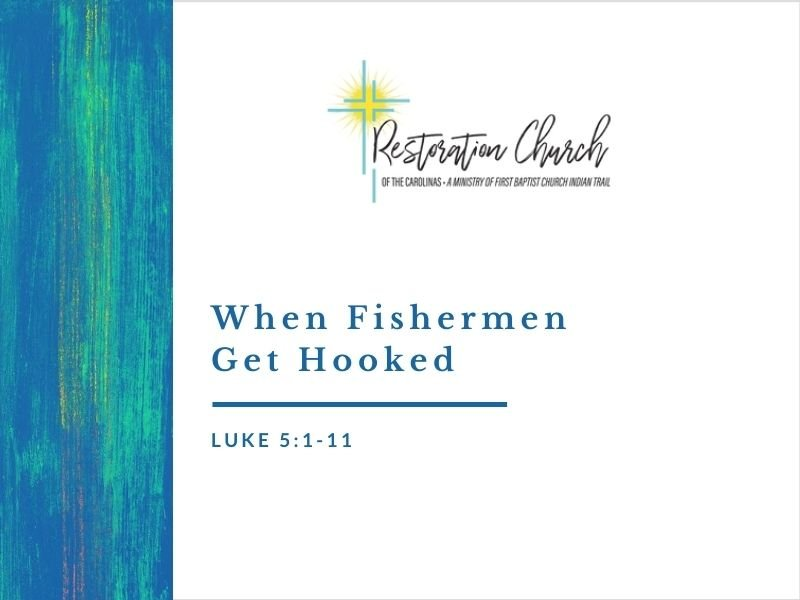 When Fishermen Get Hooked Image